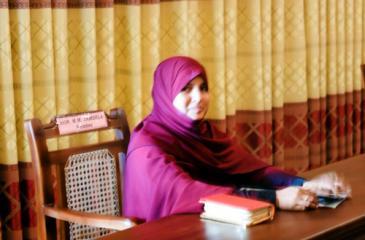 அட்டாளைச்சேனை பிரதேச சபை உறுப்பினர் ஜெமீலா ஹமீட் உடனான நேர்காணல்