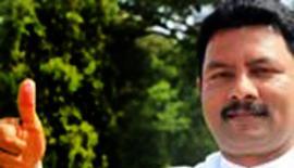 சப்ரகமுவ மாகாண சபை உறுப்பினர்  அண்ணாமலை பாஸ்கரன்