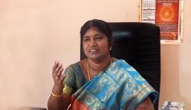 மனம் திறக்கிறார் சாந்தி ஸ்கந்தராஜா எம்.பி.