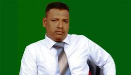 இரத்தினபுரி பிரதேச சபை உறுப்பினர்  ஆர். மோகன்
